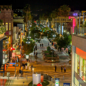 Santa Monica Downtown